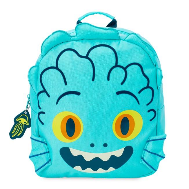 Luca Sea Monster Face Backpack