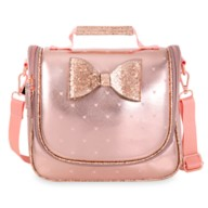 Minnie Mouse Rose Gold Lunch Tote
