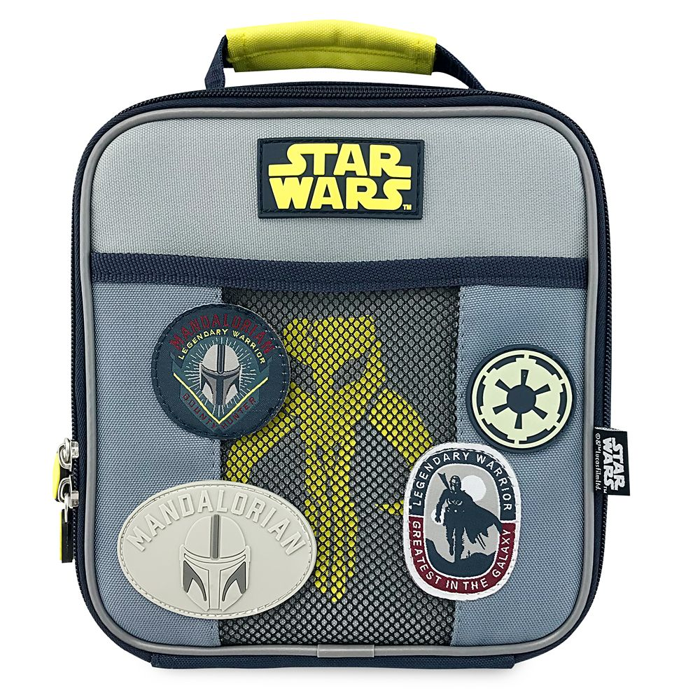 Star Wars: The Mandalorian Lunch Box