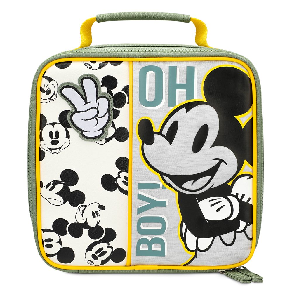 Mickey Mouse Lunch Box Official shopDisney