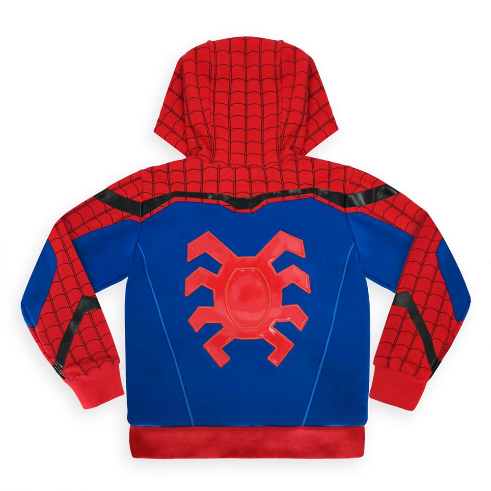 Spider-Man Costume Hoodie for Boys