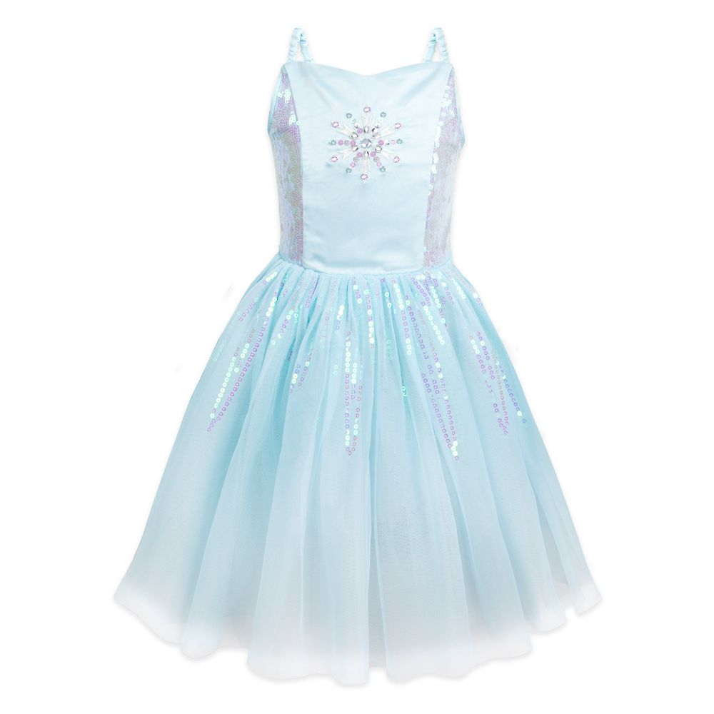 Frozen 2 Leotard Dress for Girls