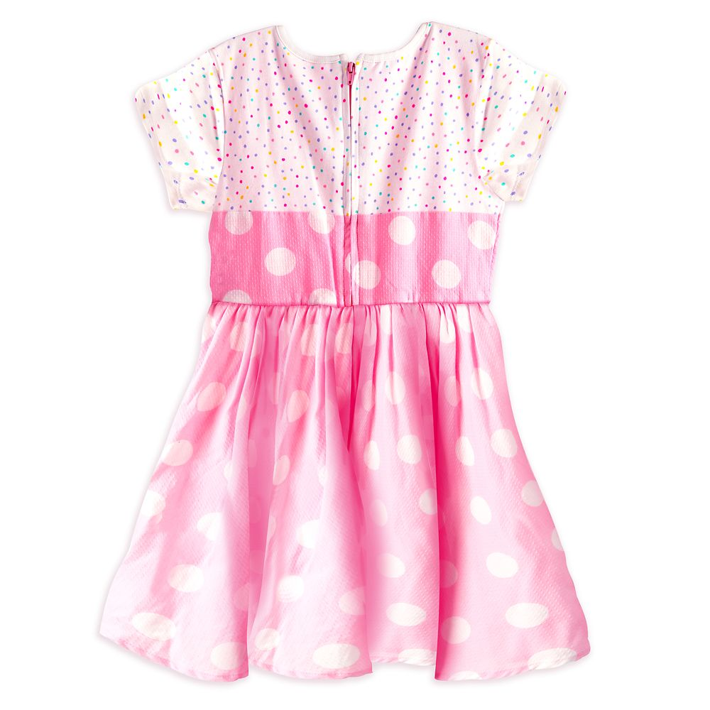 Minnie Mouse Polka Dot Dress for Girls