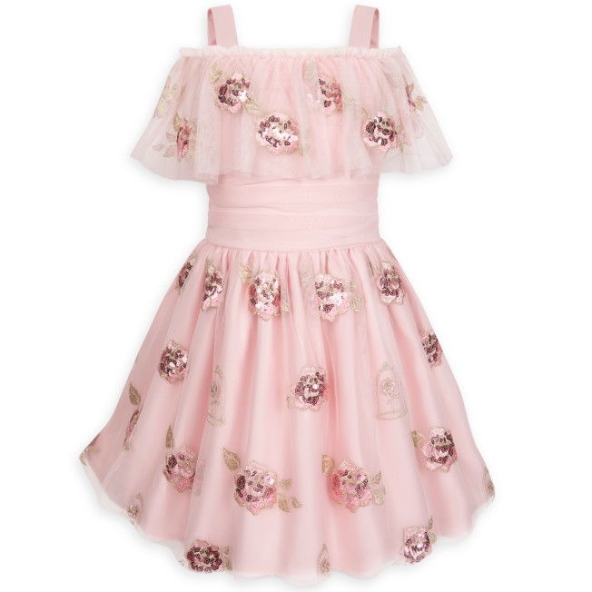 Belle Fancy Dress for Girls – Beauty and the Beast