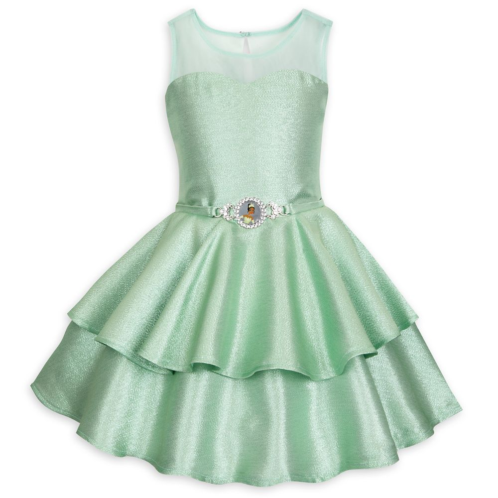 Tiana Fancy Dress for Girls – The Princess and the Frog