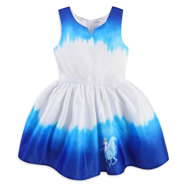 Elsa Fancy Dress for Kids – Frozen 2