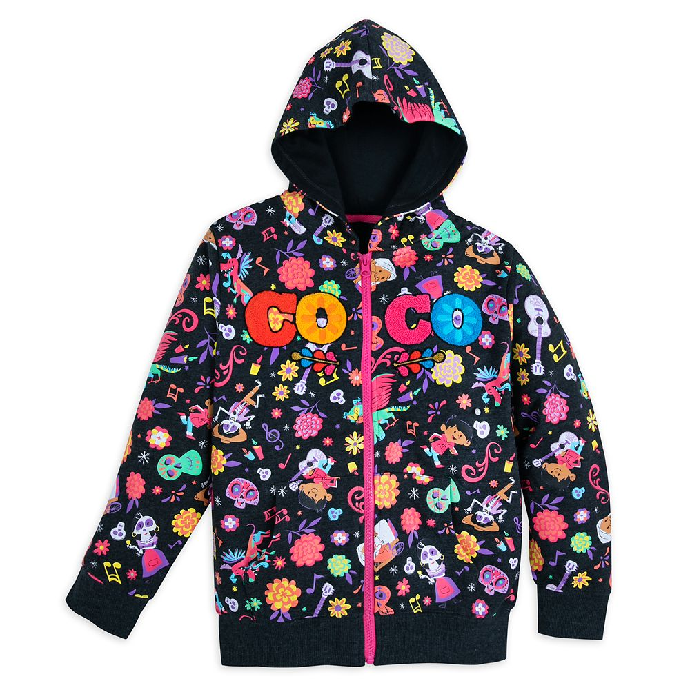 Coco Zip Hoodie for Kids