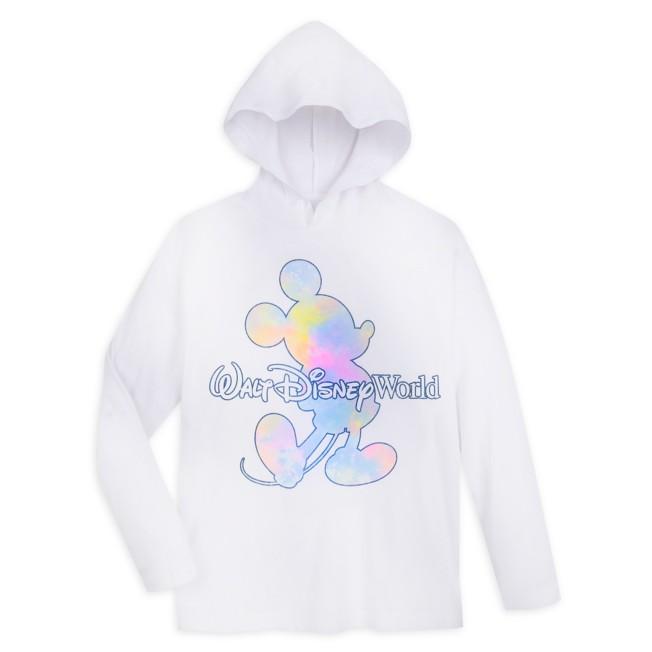 Mickey Mouse Tie-Dye Pullover Hoodie for Kids – Walt Disney World