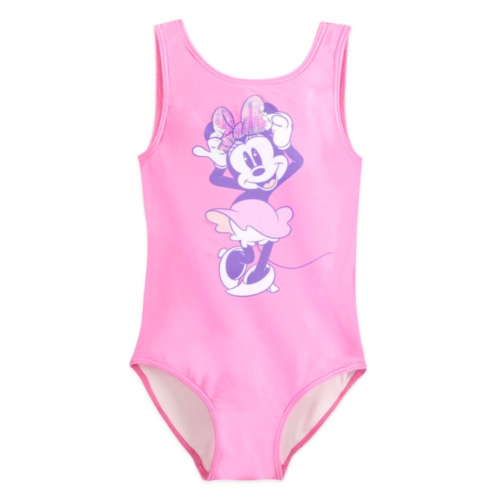 Minnie Mouse Leotard Set for Girls