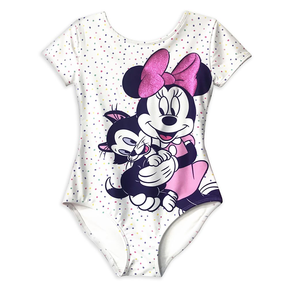 Minnie Mouse Leotard and Tutu Set for Girls