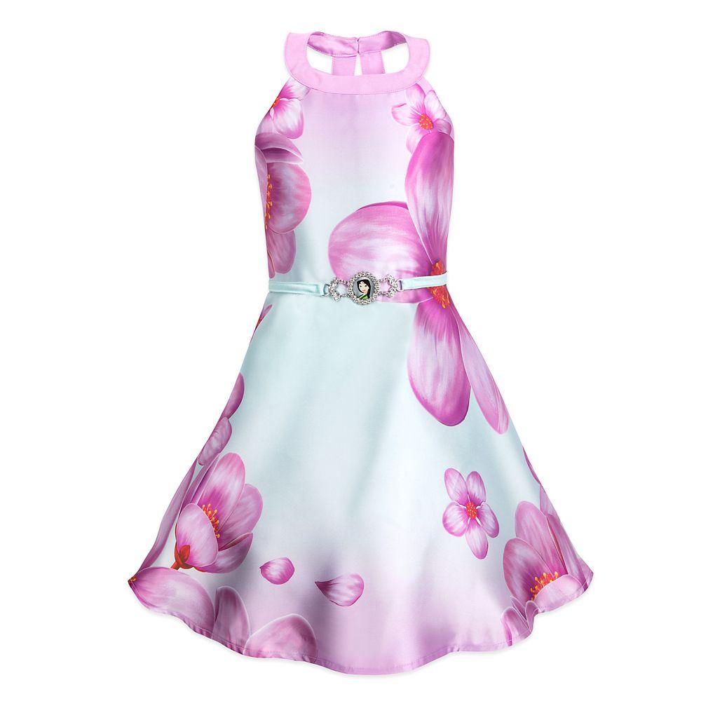 Mulan Fancy Dress for Girls
