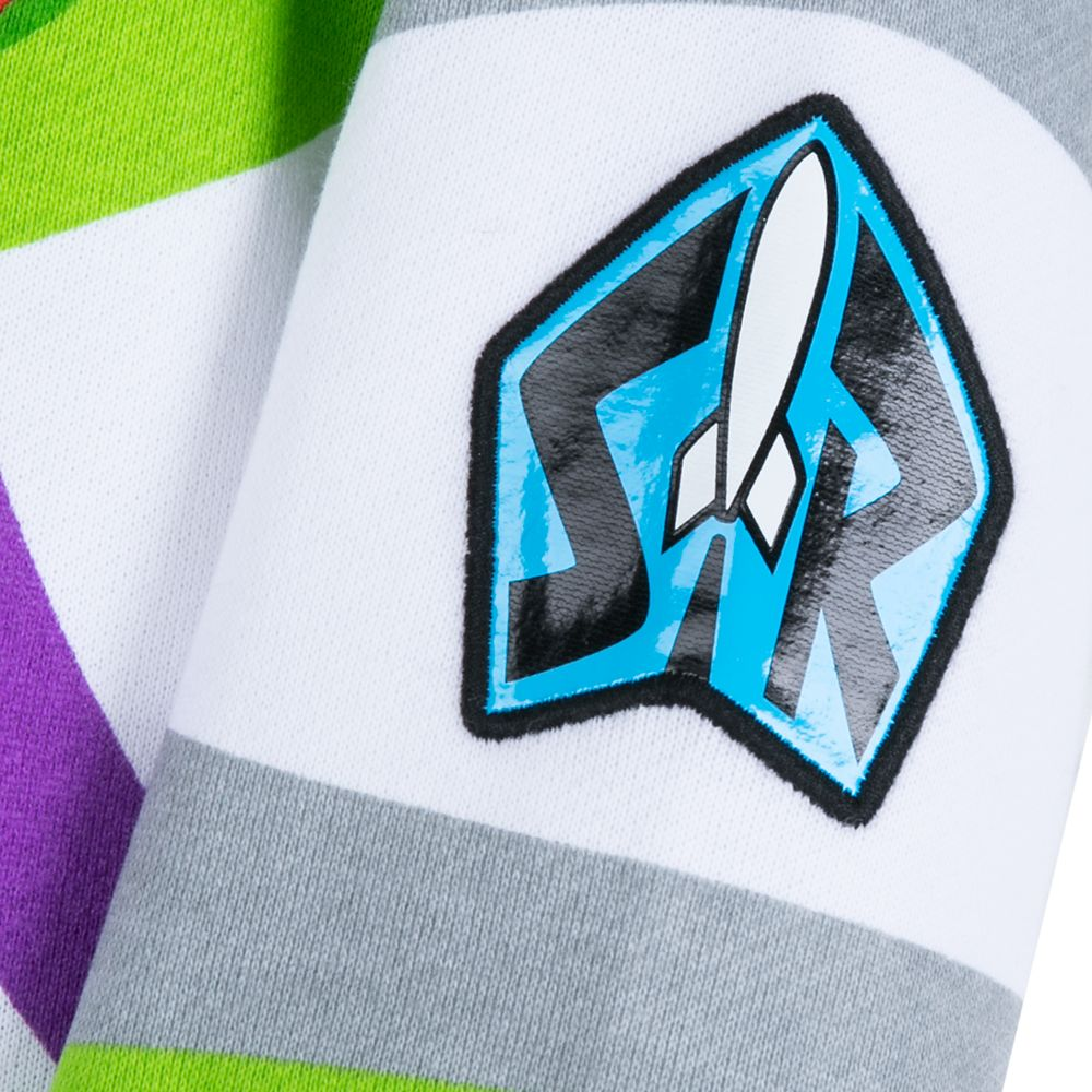 Buzz Lightyear Costume Hoodie for Boys