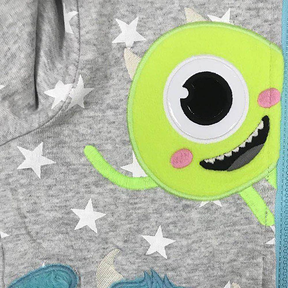 World of Pixar Zip-Up Hoodie for Toddlers