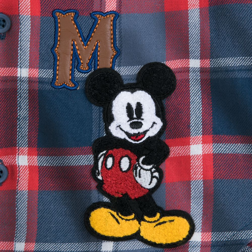 Mickey Mouse Shirt Set for Boys