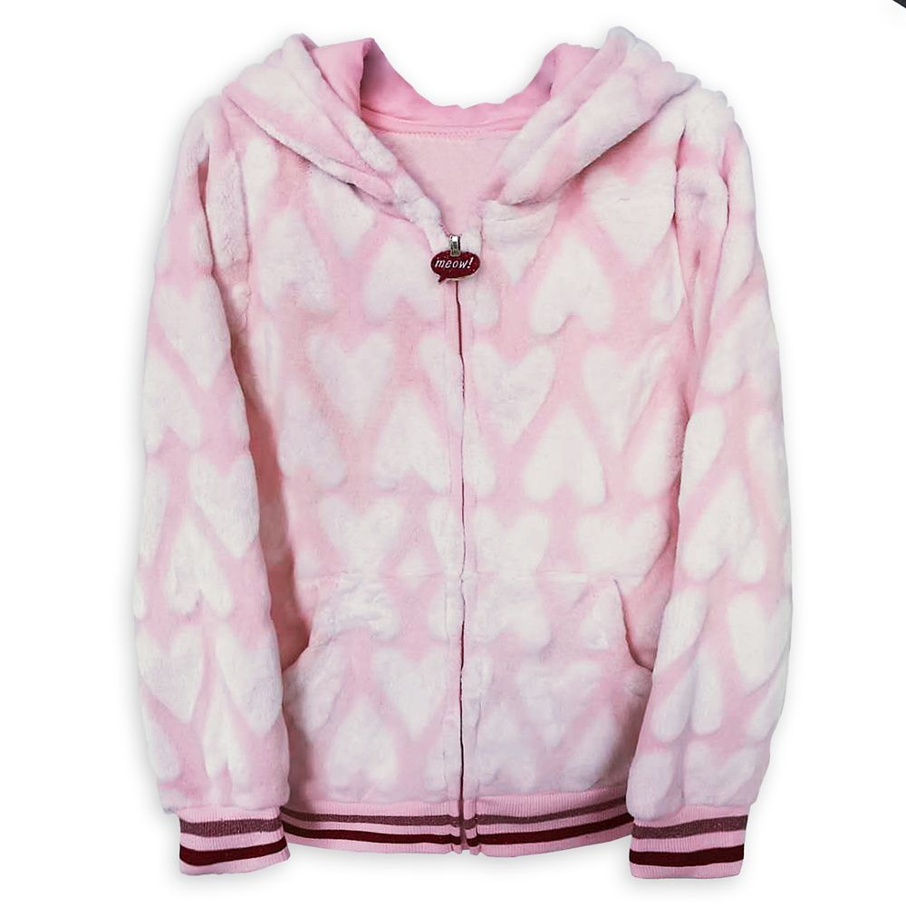Marie Zip-Up Hoodie for Girls – The Aristocats