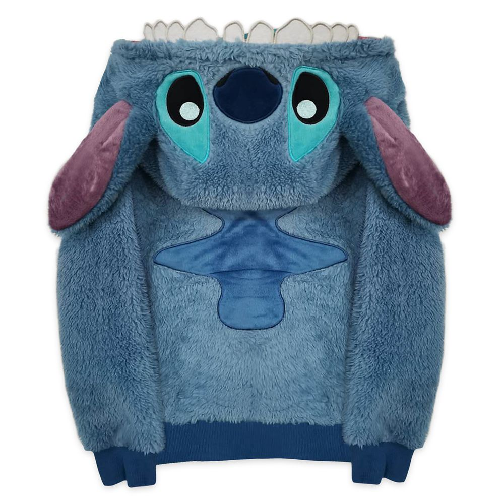 Stitch Costume Hoodie for Kids