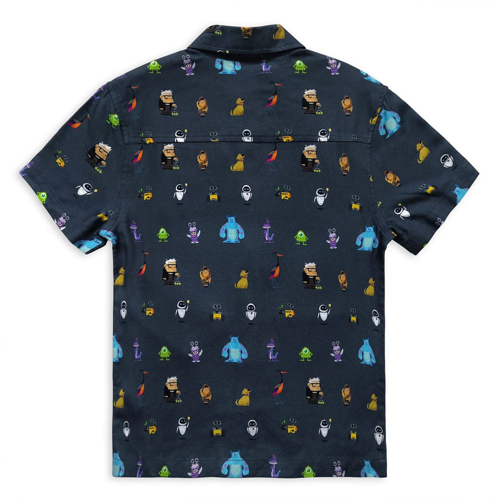 Pixar Woven Shirt for Boys
