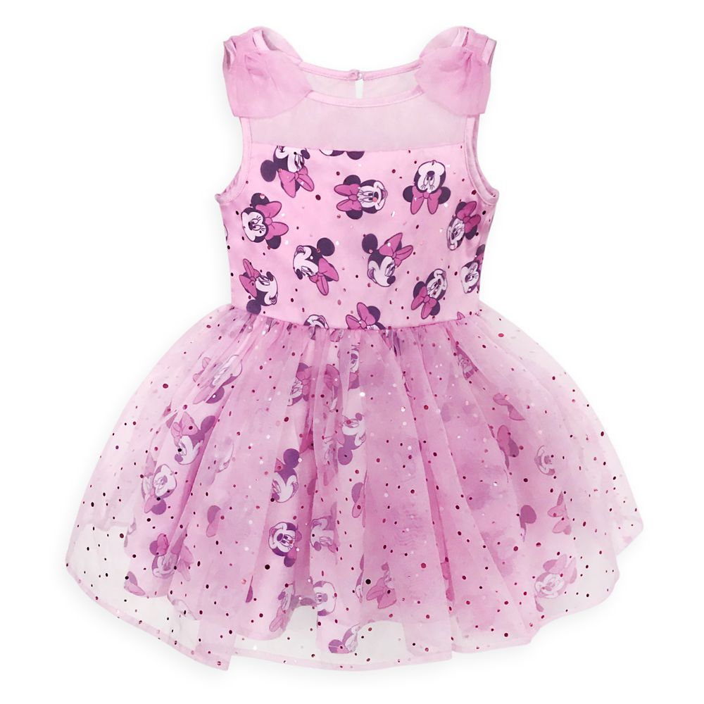 Minnie Mouse Pink Fancy Dress for Girls