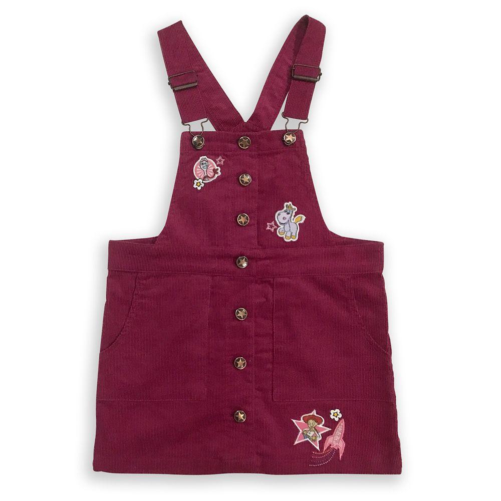 Toy Story 4 Jumper Dress Set for Girls