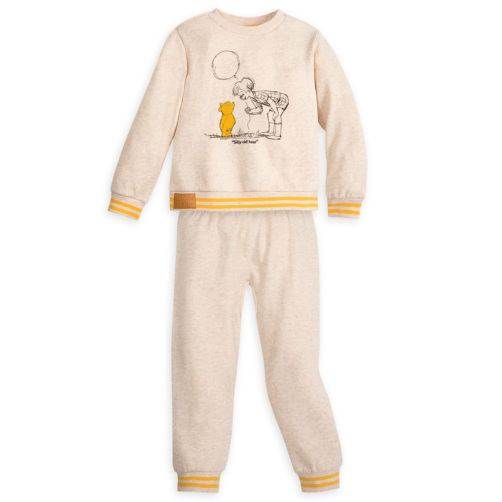 Winnie the Pooh Sweatsuit for Toddlers