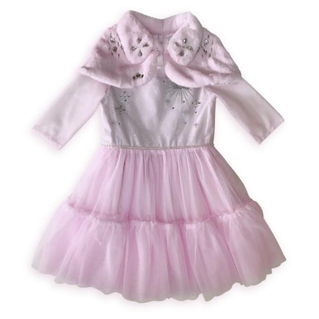 Disney Princess Dress and Capelet Set for Girls