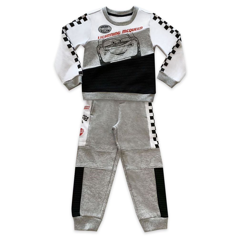 Lightning McQueen Sweatsuit for Boys – Cars