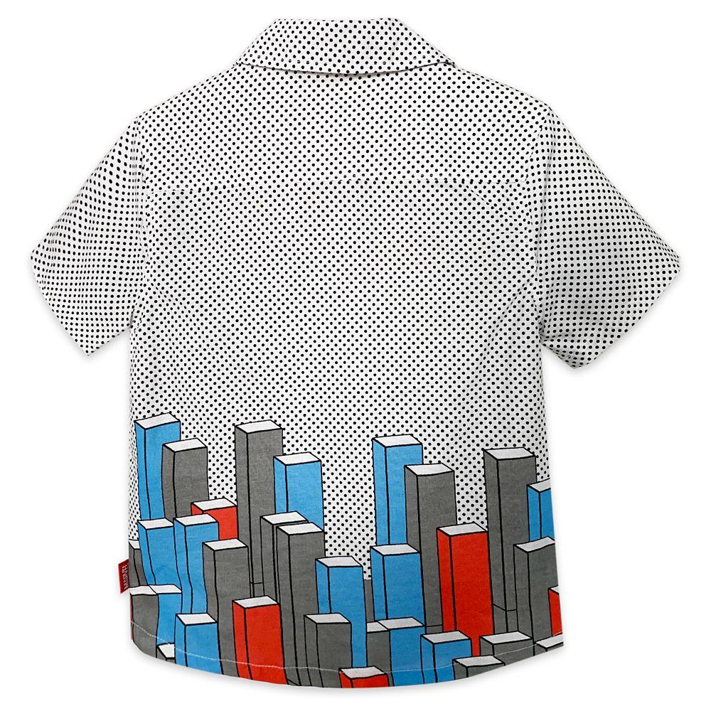 Spider-Man Shirt Set for Boys