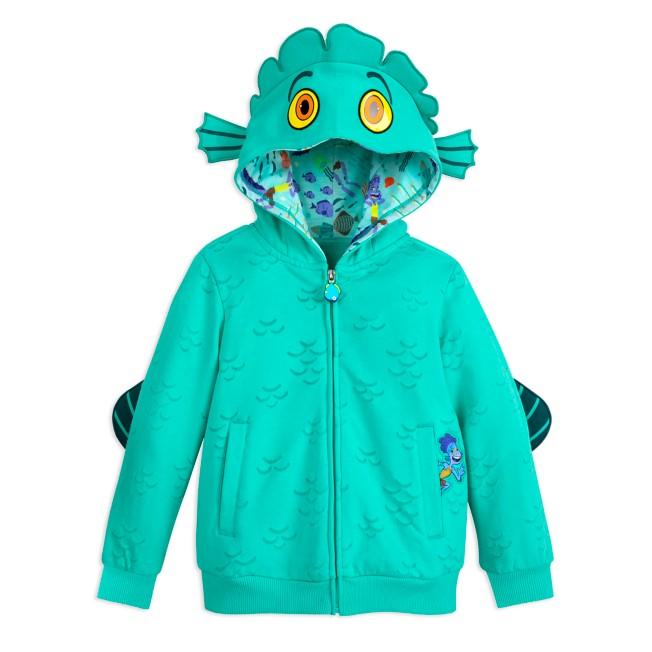Luca Costume Zip Hoodie for Kids
