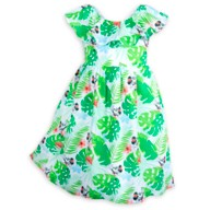 Minnie Mouse Tropical Dress for Girls