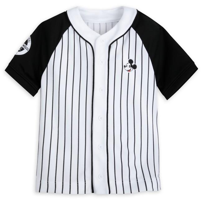 Mickey Mouse Baseball Shirt for Boys