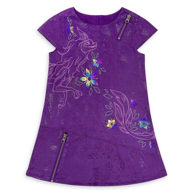 Sisu Dress for Girls – Disney Raya and the Last Dragon