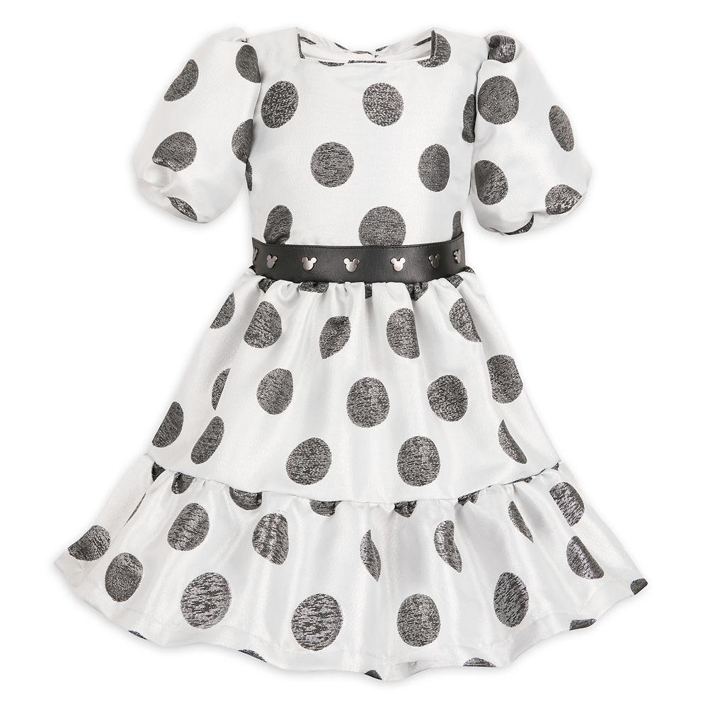 Disney Mickey Mouse Polka Dot Dress for Kids