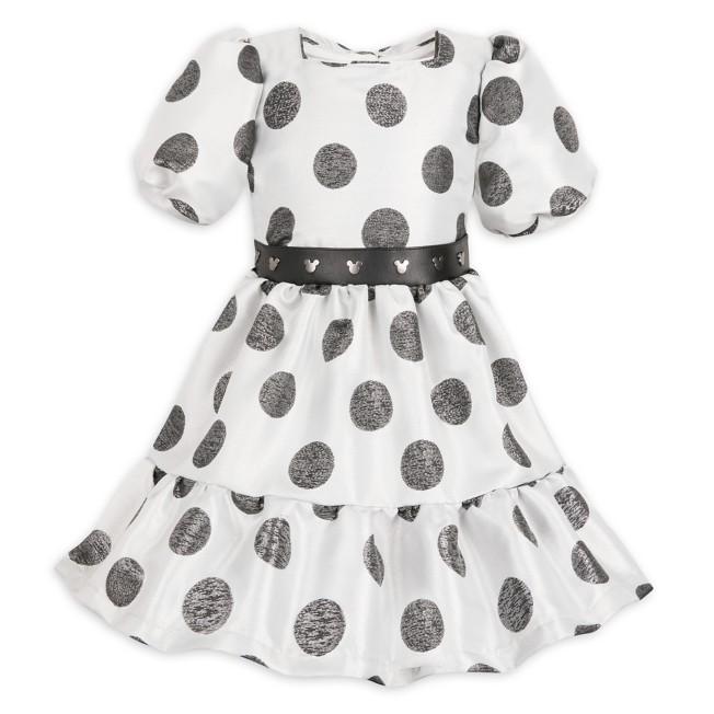 Mickey Mouse Polka Dot Dress for Kids