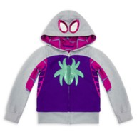 Ghost-Spider Costume Hoodie for Kids