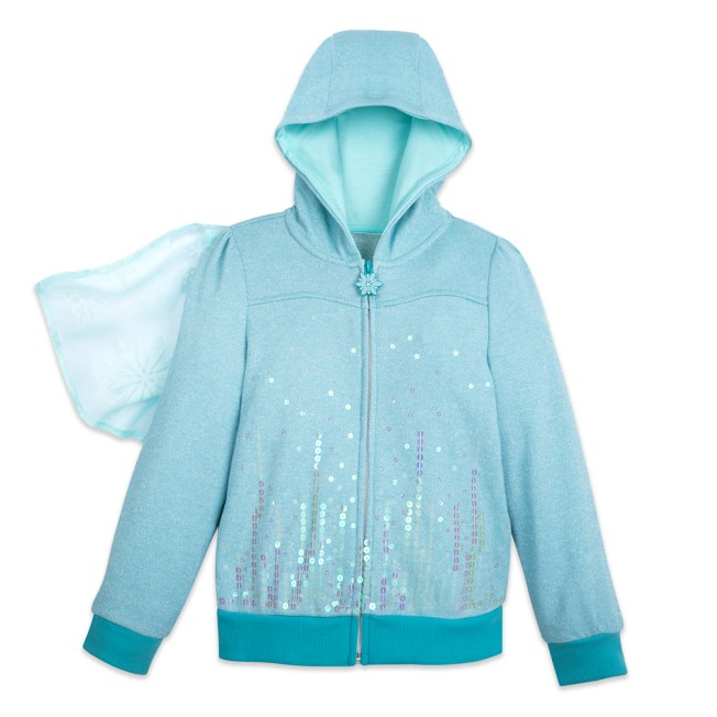 Elsa Costume Hoodie for Kids – Frozen 2