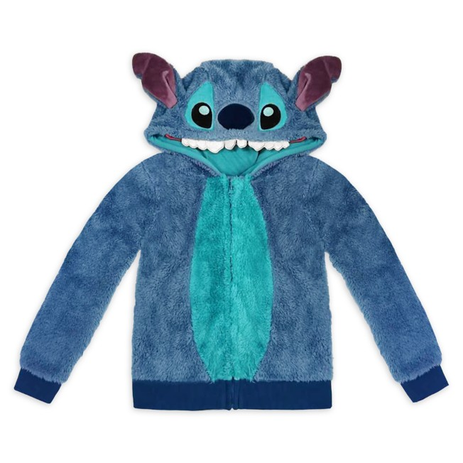 Stitch Costume Hoodie for Kids