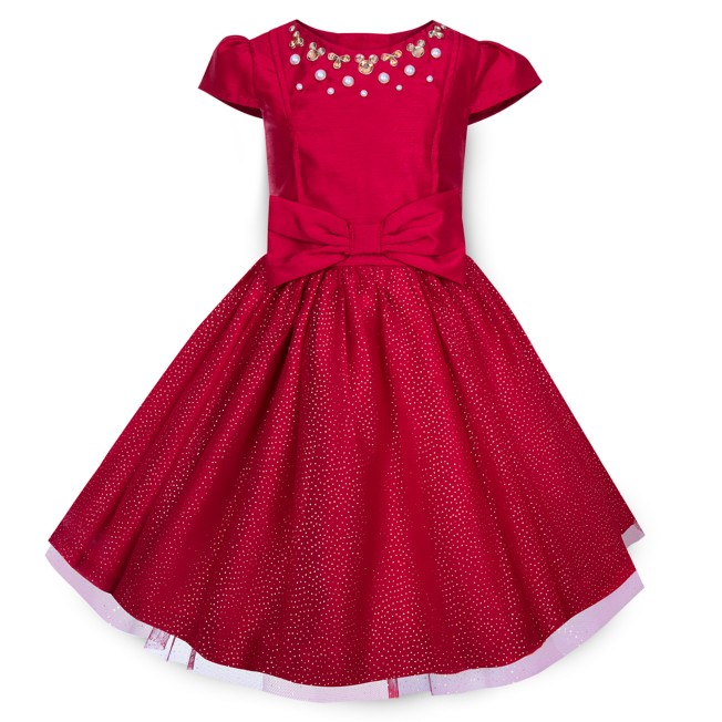 Mickey Mouse Adaptive Holiday Dress for Girls