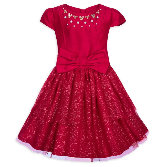 Mickey Mouse Holiday Dress for Girls