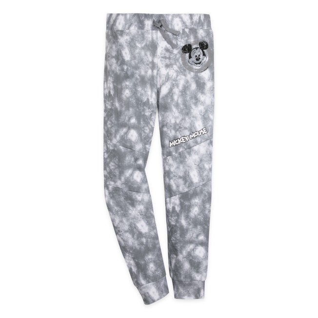 Mickey Mouse Tie-Dye Lounge Pants for Boys