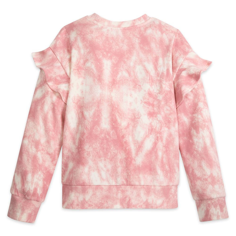 Minnie Mouse Tie-Dye Pullover Top for Girls