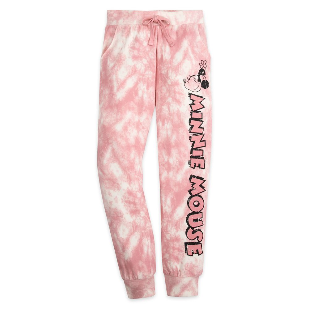 Disney Minnie Mouse Tie-Dye Lounge Pants for Girls
