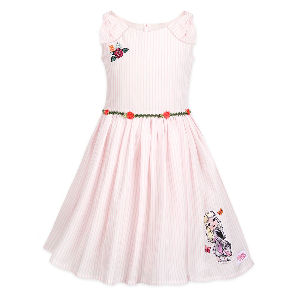Disney Animators' Collection Aurora Dress for Girls