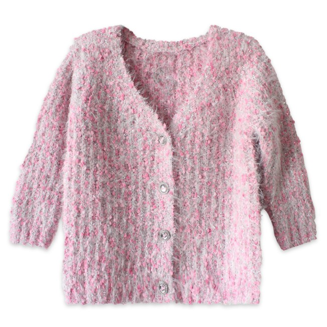 Disney Princess Marled Cardigan for Girls