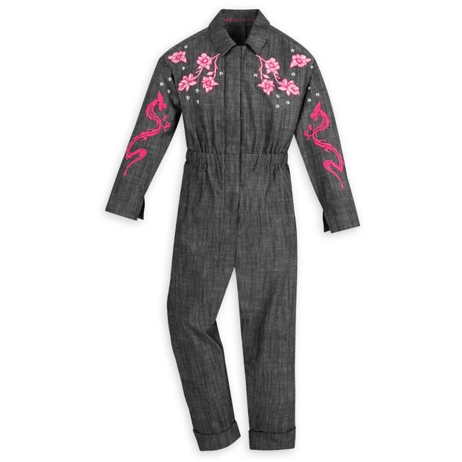 Mulan Jumpsuit for Kids