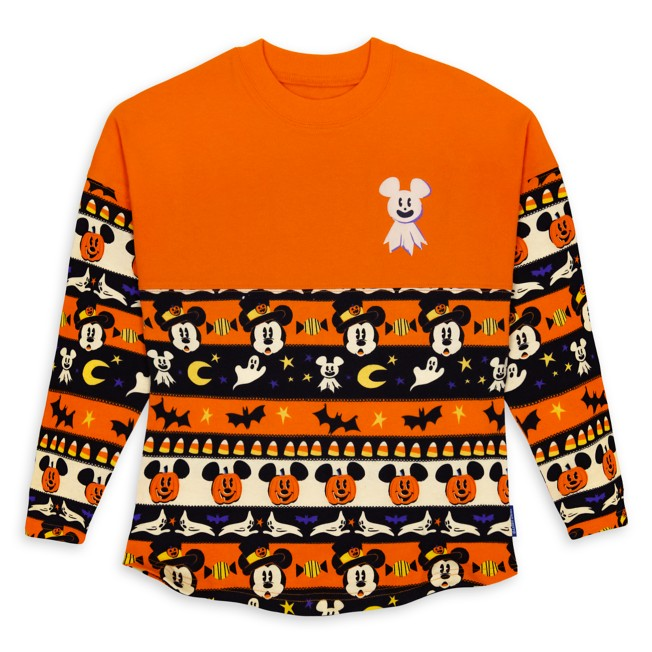 Mickey Mouse Halloween Spirit Jersey for Kids