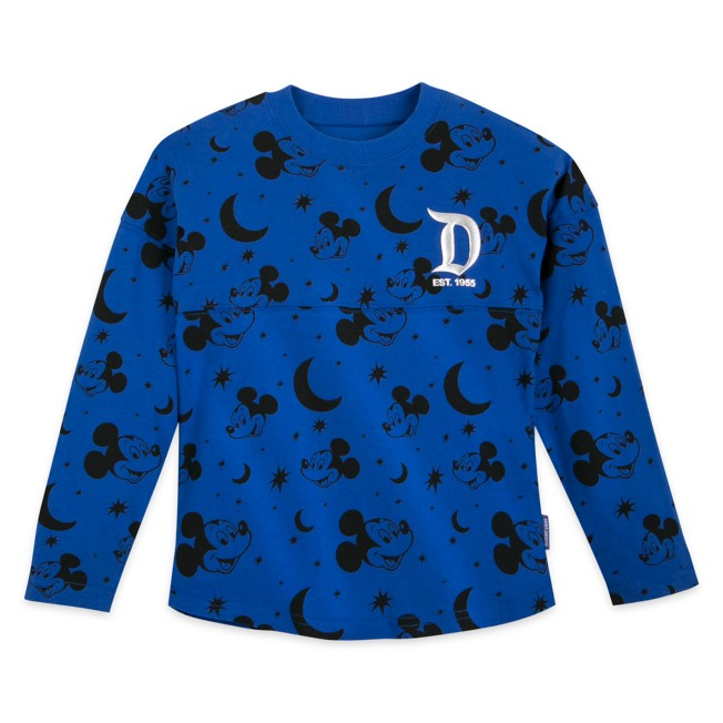 Mickey Mouse Spirit Jersey for Kids – Disneyland – Wishes Come True Blue