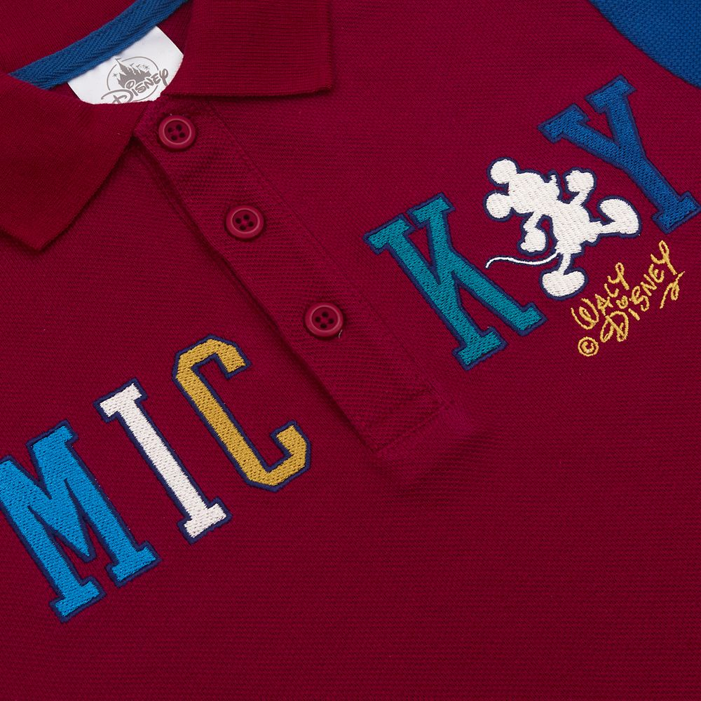 Mickey Mouse Polo Shirt for Kids
