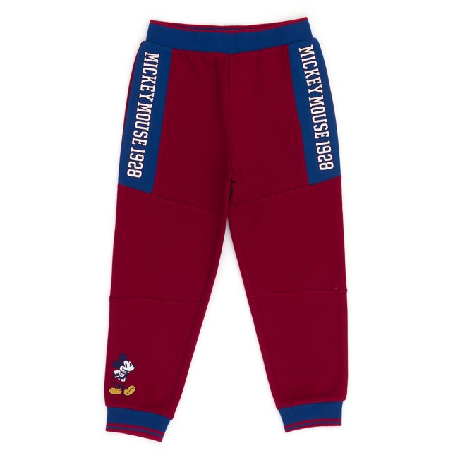 Mickey Mouse Jogger Pants for Kids