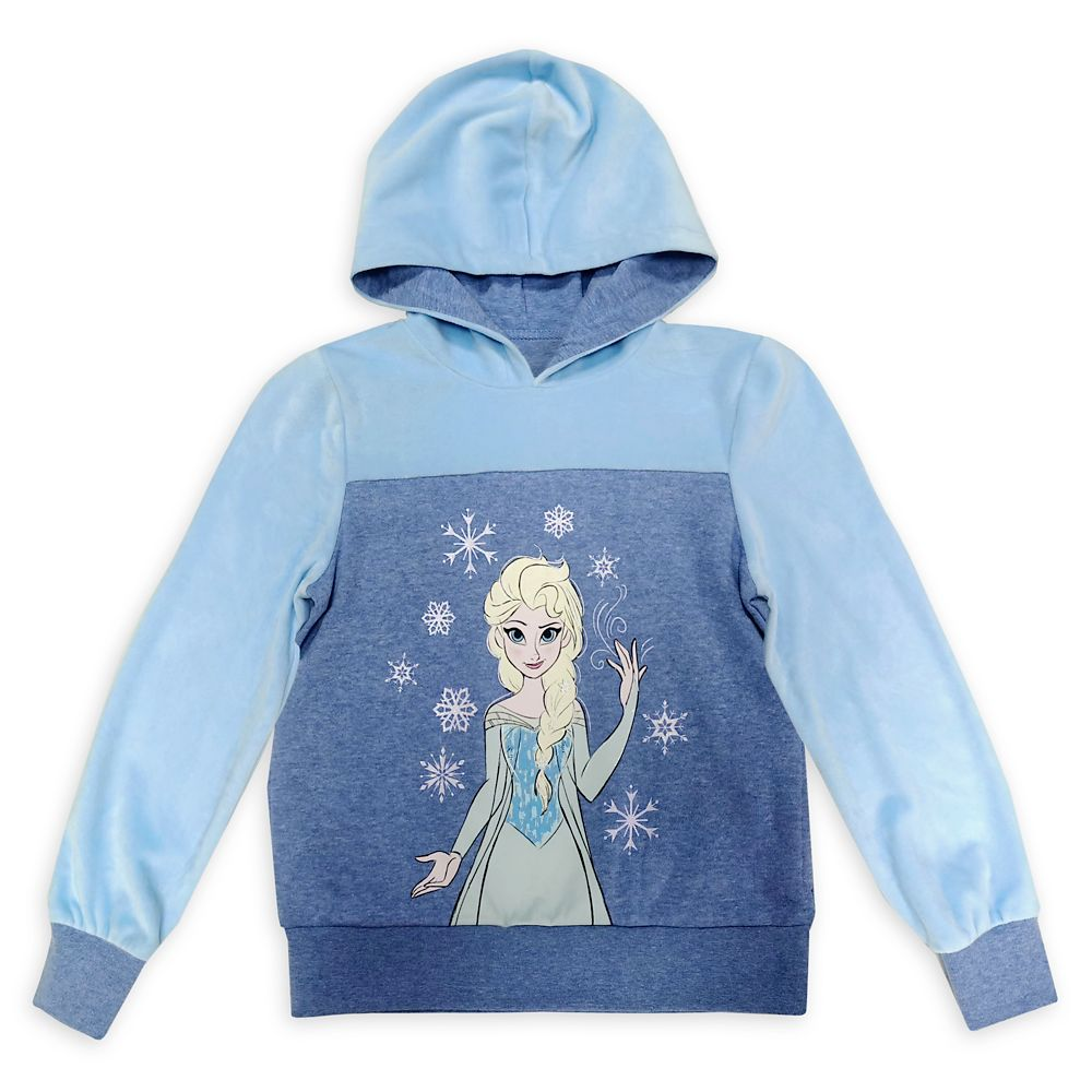 Elsa Pullover Hoodie for Girls – Frozen 2