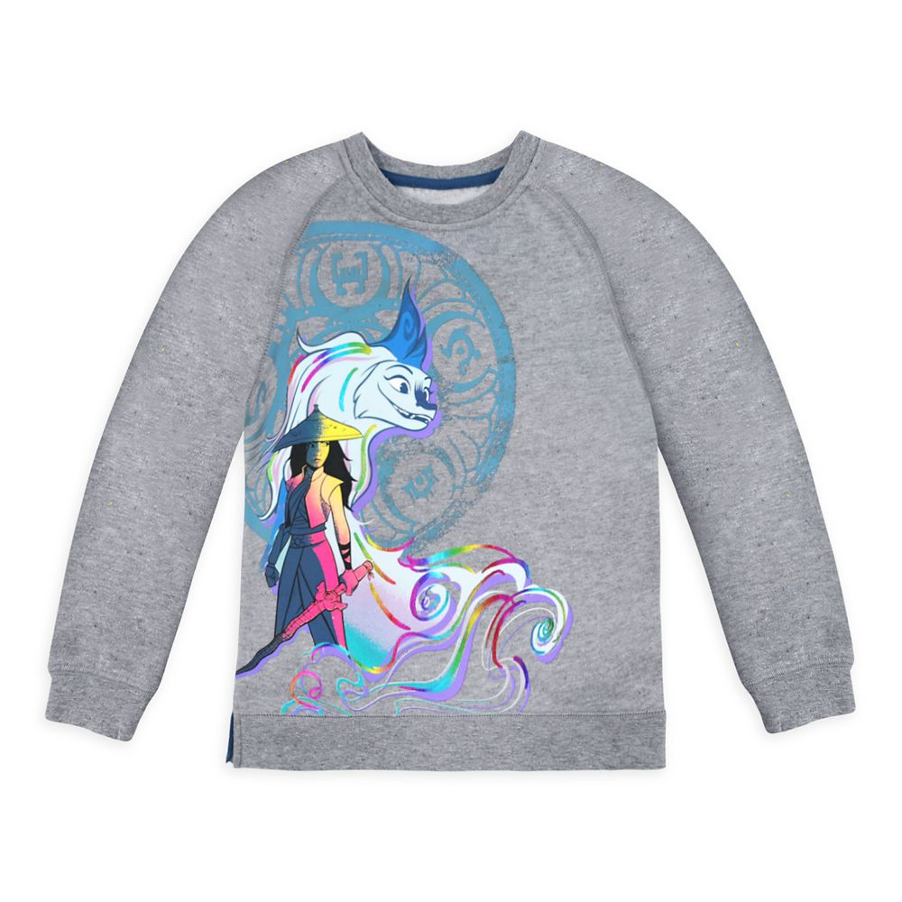 Raya and the Last Dragon Pullover for Kids